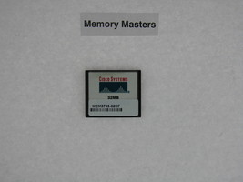 MEM3745-32CF 32MB Approved Compact Flash upgrade for Cisco 3745 Routers