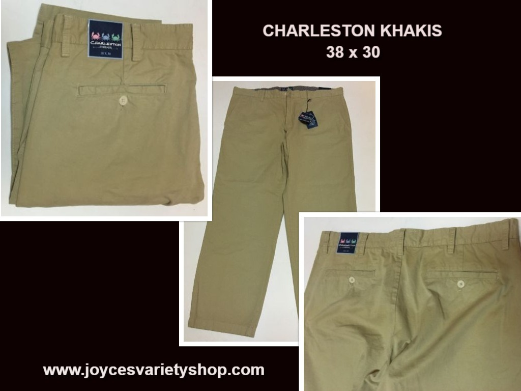 Charleston khakis 38 x 30 web collage
