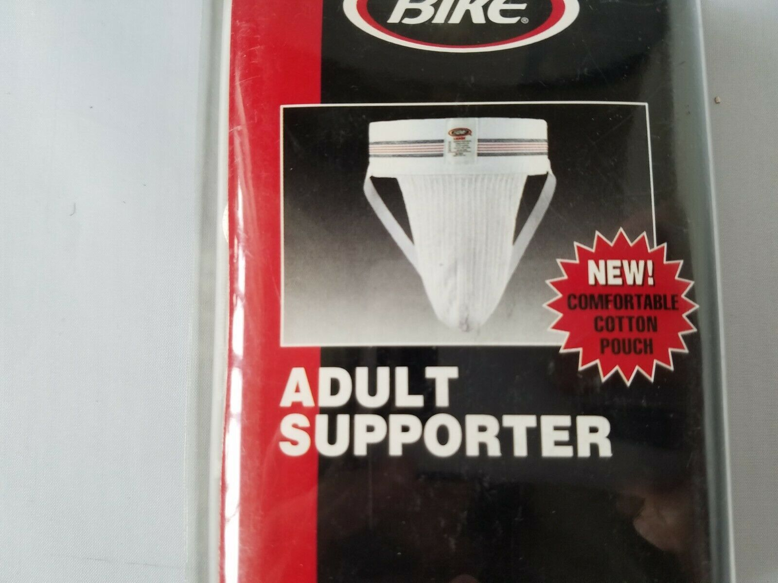Adult Supporter Bike Athletic Company Vintage Comfortable Cotton Pouch S image 2