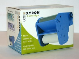 "Xyron XRN500 Acid-free Repositionable Adhesive Refill Cartridge 5"" Wide ... - $16.09"