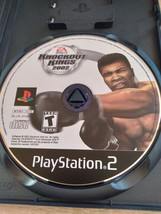 Sony PS2 Knockout King 2002 image 3