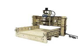 """BobsCNC Evolution 3 CNC Router Kit with the Router Included 16"""" x 18"""" cutting ar"""
