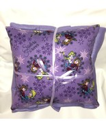 Frozen Pillow And Blanket Sisters Forever Elsa And Anna Set Handmade In USA - $19.99
