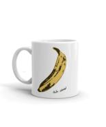 Andy Warhol's Banana, 1967 Pop Art Mug - $9.76+