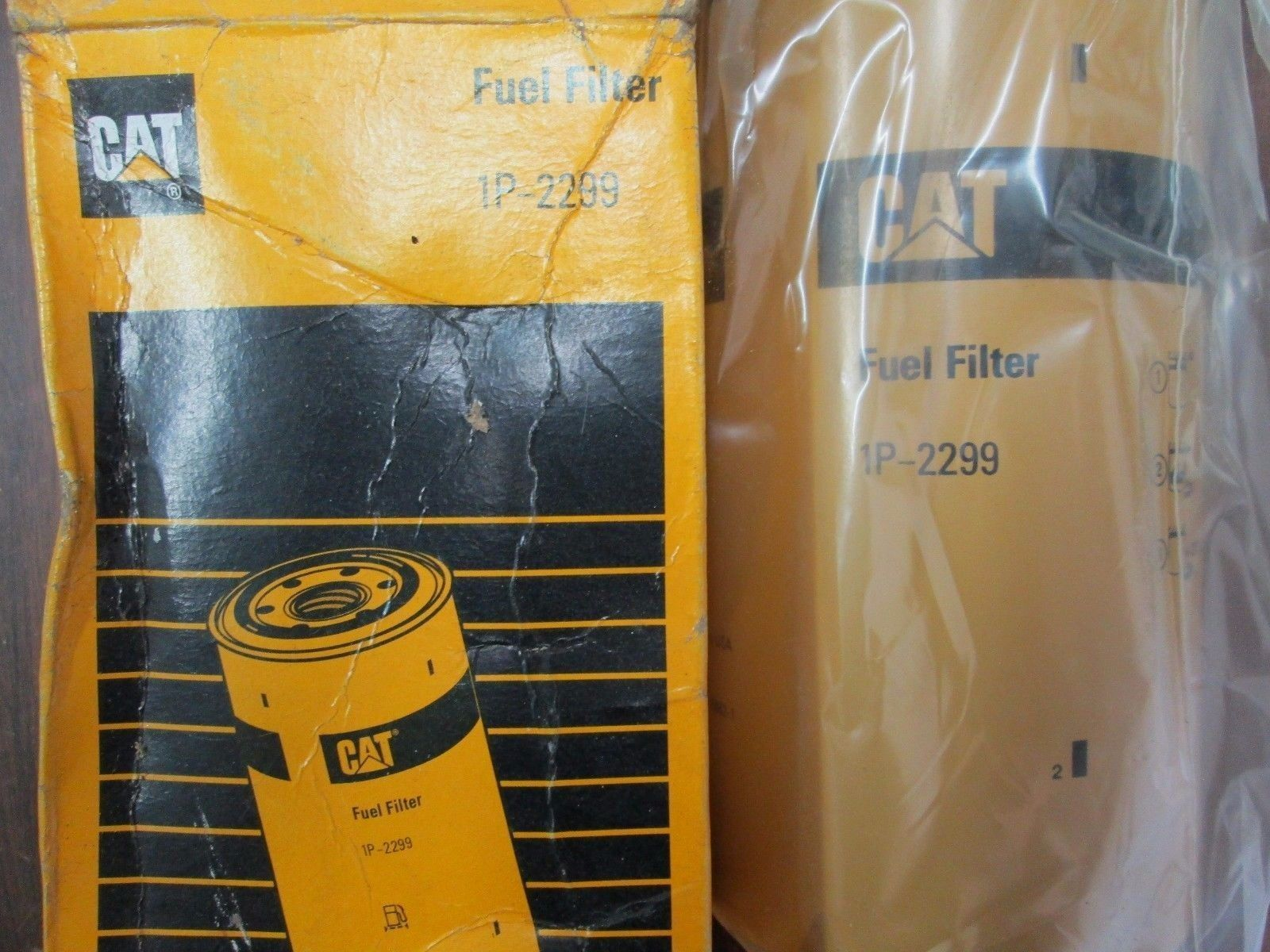 Primary image for 1P-2299, Caterpillar, Fuel Filter