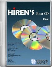 hiren's BootCD Version 15.2. réparation démarrage disque Recovery - 100'... - ₹679.16 INR