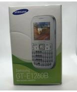 Samsung GT-E1260B - $13.09