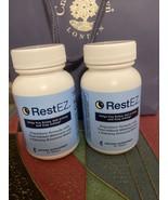 2! Bottles Melaleuca Rest EZ 30 Tablets, Best Night Sleep Ever Expires: 10/2022 - $44.06