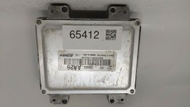 2011-2011 Chevrolet Cruze Engine Computer Ecu Pcm Ecm Pcu Oem 65412 - $75.71