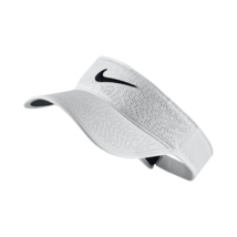 NEW! Nike Womens Tech Golf Visor 2017-White/Black - $49.38