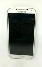 Samsung Galaxy S4 SCH-I545 16GB White Verizon Parts or Repair Read Description - $13.99