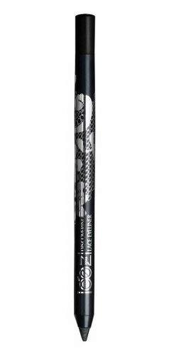 Makeup Pencil Eye Liner Eyeliner Pencils Waterproof Eyeliner SILVER DRILL BLACK