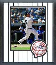 Gleyber Torres 2018 New York Yankees #25 - 11x14 Team Logo Matted Framed... - $43.95