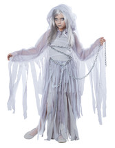 California Halloween Costumes Haunted Beauty Girl Kid Children 00394 - $36.00