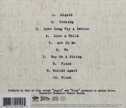 Jars Of Clay By Jars Of Clay Cd image 2