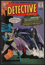 1965 Batman Detective Comics #340 SIGNED Joe Giella / DC Comics Silver Age  - $29.69