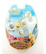 Disney Pixie Hollow Fairies Tinkerbell Clickables Fairy Queen Clarions C... - $10.83