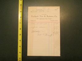 Faribault Tire & Radiator Co Minnesota 1948 Letterhead 1162 - $10.99