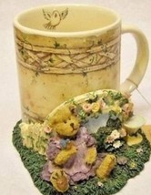 "Boyds Bears Home Accessory- Mug- ""Rebecca.. Vintage Garden"" Style #39053... - $29.99"
