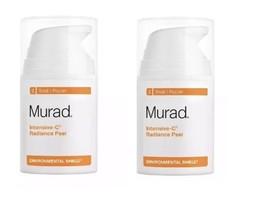 2 x  Murad Intensive-C Radiance Peel 1.7 Oz  New No box - $34.64