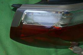 2009-12 Lincoln MKS LED Taillight Brake Light Lamp Driver Left - RH image 9