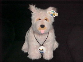 """16"""" Einstein Plush Dog With Tags Back To The Future Universal Studios - $296.99"""