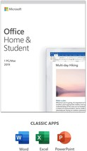 Office Home & Student 2019 Key Card Full Retail Box - $124.99