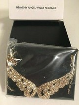 Avon Heavenly Angel Wings Necklace - $14.85