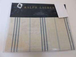Ralph Lauren Isla Menorca King bedskirt $215 - $87.25