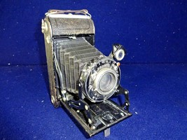VTG Pronto Folding Camera Wirgin Wiesbaden Zeranar 1:4.5 f=10.5cm Lens G... - $43.55