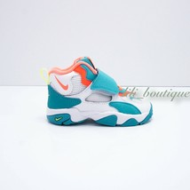 Nike BV2525-101 Speed Turf Sneakers Toddler Shoes White Bright Mango Mul... - $34.95