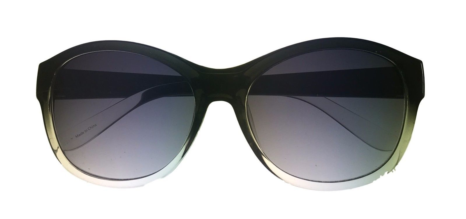 Kenneth Cole Reaction Mens Plastic Sunglass Black Fade, Gradient KC1290 5B image 4