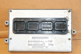 Dodge Chrysler 5.7L Hemi Engine Control Unit Module ECU ECM P56029219AE image 2