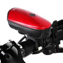 Bicycle Front Light Usb Rechargeable 250 Lumen Mtb 3 Modes Handlebar Saf... - $21.82