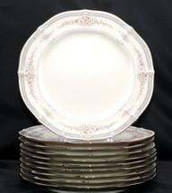 Noritake Rothschild * 10 DINNER PLATES * Japan, Small Flowers, EXC!! - $118.79