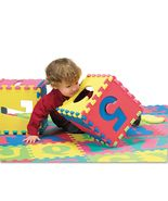 Chenille Kraft Letters and Numbers Puzzle Mat - $103.99