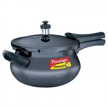 PRESTIGE BELLY HANDI PRESSURE COOKER 3.3 LITER HARD ANODIZED GAS INDUCTI... - €78,44 EUR
