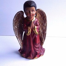 "Christmas Angel Music Box Plays ""Hark The Herald Angel Sings""  9"" H x 6"" W - $25.69"