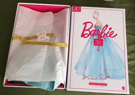 Barbie Fashion Model Collection The Gala's Best Doll Platinum Signature ... - $389.99