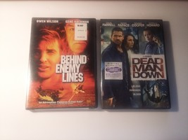 Behind Enemy Lines DVD and Dead Man Down DVD Set - $22.00