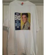 VTG Elvis Presley G.I. Blues Original Soundtrack Graphic Adult (2XL) T-S... - $18.21