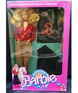 Vintage Mattel 1988 Show 'N Ride Equestrian Barbie #7799 - $31.67