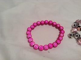 NEW Set of 3 Multicolored Beaded Bracelets  image 2