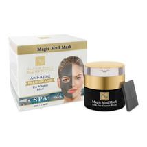 H&B Magic Mud Mask Anti-Ageing 50ml (Inc Magic Stone) Dead Sea - NEW - $495,36 MXN