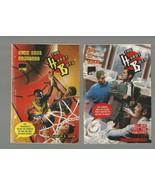 4  HARDY BOYS BOOKS  PB  FRANKLIN W DIXON  EXCELLENT MINT or BETTER  MIN... - $14.74
