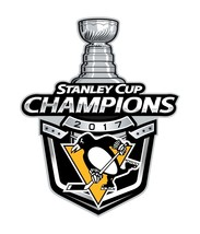 Pittsburgh Penguins Champions Stanley Cup 2017 Decal / Sticker Die cut - $2.96+