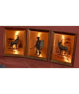 John Louw Framed Copper Artwork COOPERAMA - $135.99