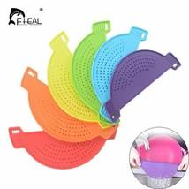 FHEAL® 1pc Fruit Vegetable Wash Colander Plastic Pot Funnel Strainers Wa... - $6.36