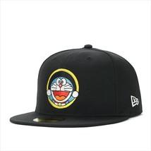 New Era Doraemon collaboration cap 59FIFTY HOOP Black - $95.99
