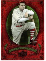 2007 Upper Deck Christmas Card Series # Babe Ruth NM Near Mint SP - Shor... - $108.00